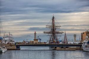 Port de Sète - Occitanie