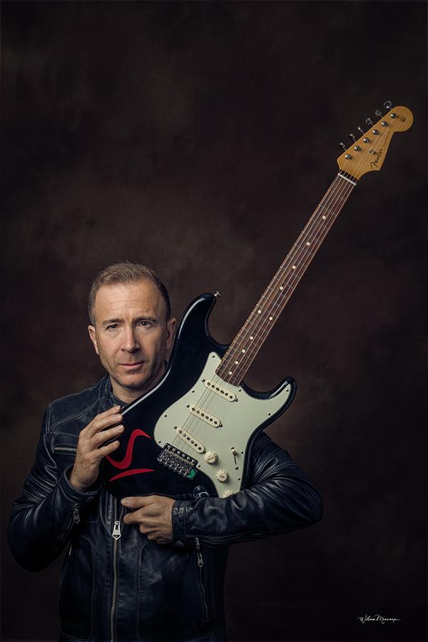 Sylvain, guitariste