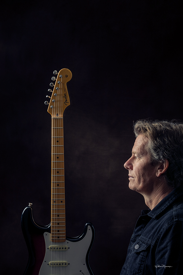François, guitariste
