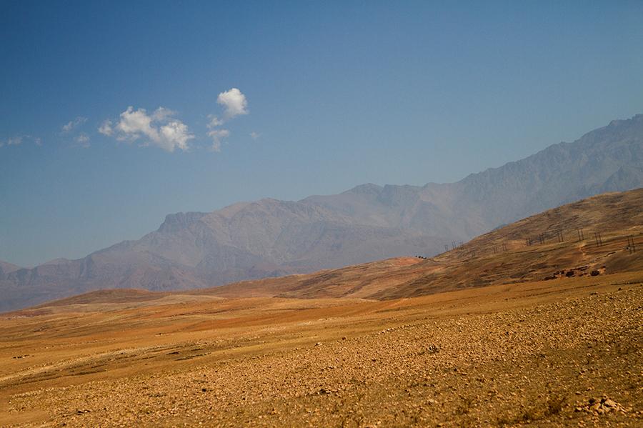 Montagnes de l'Atlas - Maroc